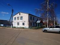 Нурлат, улица Карла Маркса, дом 16. многоквартирный дом