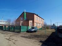 Нурлат, улица Ломоносова, дом 2. многоквартирный дом