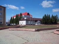 Нурлат, улица Школьная, дом 1. офисное здание