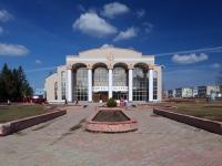 Нурлат, улица Школьная, дом 3. дом/дворец культуры