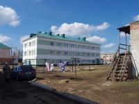 Нурлат, улица Школьная, дом 4. многоквартирный дом