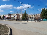Нурлат, улица Школьная, дом 9. школа №2