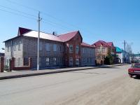 Нурлат, улица Школьная, дом 10. банк АК БАРС