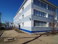 Нурлат, улица Школьная, дом 12. многоквартирный дом