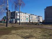 Нурлат, улица Школьная, дом 13. многоквартирный дом