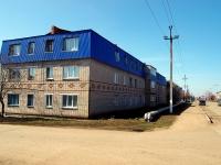 Нурлат, улица Школьная, дом 16. многоквартирный дом