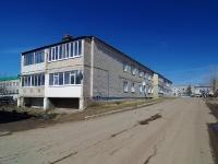 Нурлат, улица Школьная, дом 22. многоквартирный дом