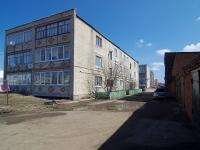 Нурлат, улица Школьная, дом 24. многоквартирный дом