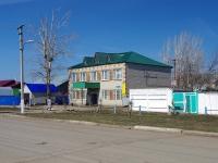 Нурлат, улица Школьная, дом 27. многоквартирный дом