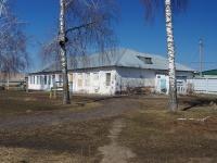 Нурлат, улица Школьная. неиспользуемое здание