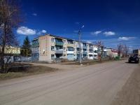 Нурлат, улица Нефтяников, дом 4. многоквартирный дом