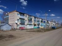 Нурлат, улица Нефтяников, дом 8. многоквартирный дом