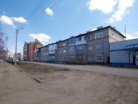 Нурлат, улица Нефтяников, дом 9. многоквартирный дом