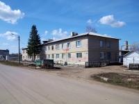 Нурлат, улица Нефтяников, дом 24. многоквартирный дом
