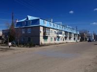 Нурлат, улица Вахитова, дом 10. многоквартирный дом