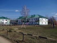 Нурлат, улица Козлова, дом 5. многоквартирный дом