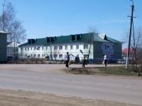 Нурлат, улица Козлова, дом 9. многоквартирный дом