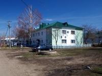 Нурлат, улица Козлова, дом 11. многоквартирный дом