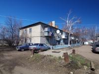 Нурлат, улица Козлова, дом 12. многоквартирный дом