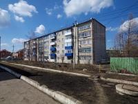 Нурлат, улица Нариманова, дом 3. многоквартирный дом