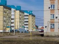 Нурлат, улица Тимирязова, дом 3. многоквартирный дом