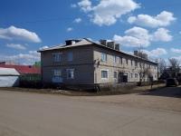 Нурлат, улица Степана Разина, дом 4. многоквартирный дом