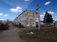 Нурлат, улица Тельмана, дом 9. многоквартирный дом