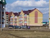 Нурлат, улица Тимерзянова, дом 9А. многоквартирный дом