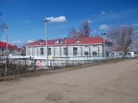 "Нурлат, улица Мира, дом 9. спортивный клуб ""Буровик"""