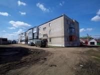 Нурлат, улица Синдрякова, дом 25. многоквартирный дом