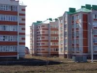 Нурлат, улица Халикова, дом 50. многоквартирный дом