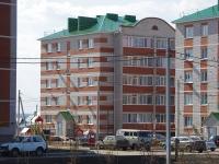 Нурлат, улица Халикова, дом 52. многоквартирный дом
