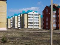 Нурлат, улица Звездная, дом 45. многоквартирный дом