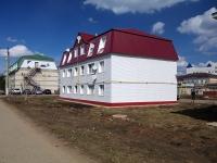 Нурлат, улица Пушкина, дом 45. многоквартирный дом
