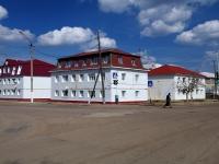 Нурлат, улица Пушкина, дом 47. многоквартирный дом