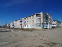 Нурлат, улица Советская, дом 57. многоквартирный дом