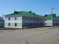Нурлат, улица Советская, дом 76. многоквартирный дом