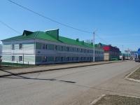 Нурлат, улица Советская, дом 78. многоквартирный дом