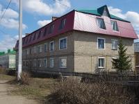 Нурлат, улица Советская, дом 80. многоквартирный дом