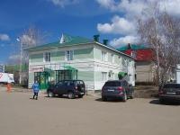 Нурлат, улица Советская, дом 82. многоквартирный дом