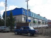 Нурлат, улица Советская, дом 92. многоквартирный дом
