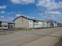 Нурлат, улица Советская, дом 93. многоквартирный дом