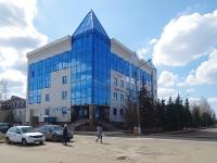 Нурлат, улица Советская, дом 96. офисное здание