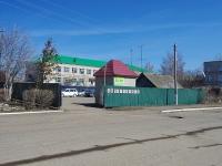 Нурлат, улица Советская. гараж / автостоянка