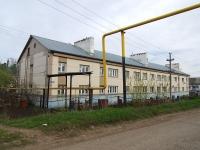 Нурлат, улица 40 лет Октября, дом 1. многоквартирный дом