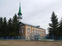 Нурлат, улица Комсомольская, дом 16. мечеть