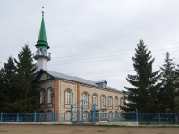 Nurlat, Komsomolskaya st, house16