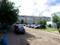 Naberezhnye Chelny, Bumazhnikov Blvd, house 1. Apartment house