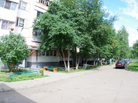 Naberezhnye Chelny, Bumazhnikov Blvd, house 4. Apartment house