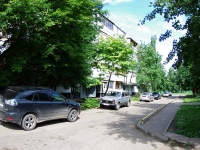 Naberezhnye Chelny, Bumazhnikov Blvd, house 6. Apartment house